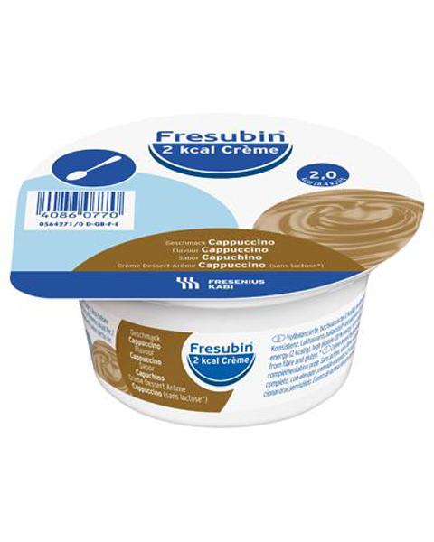 Tilskudd Fresubin 2kcal Creme cappucino 125gr