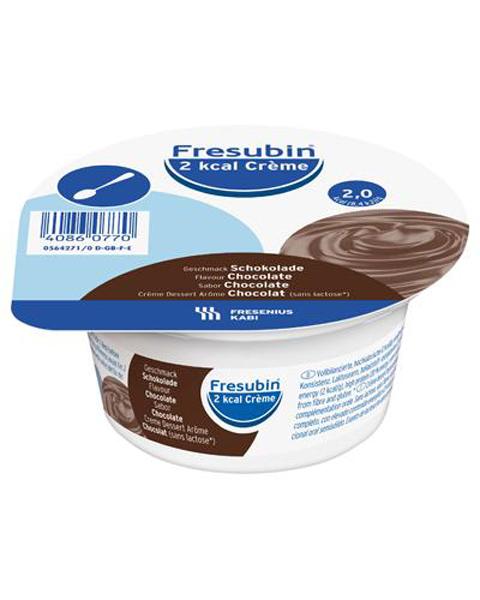 Tilskudd Fresubin 2kcal Creme sjokolade 125gr