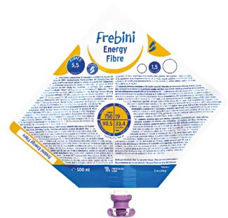 Sondemat Frebini energy fiber 500ml