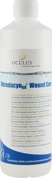 Sårvask Microdacyn60 løsning 500ml