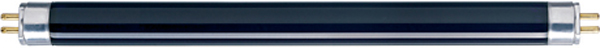 Lysrør Blacklight T5 8W/BLB 108 til Derma Lite