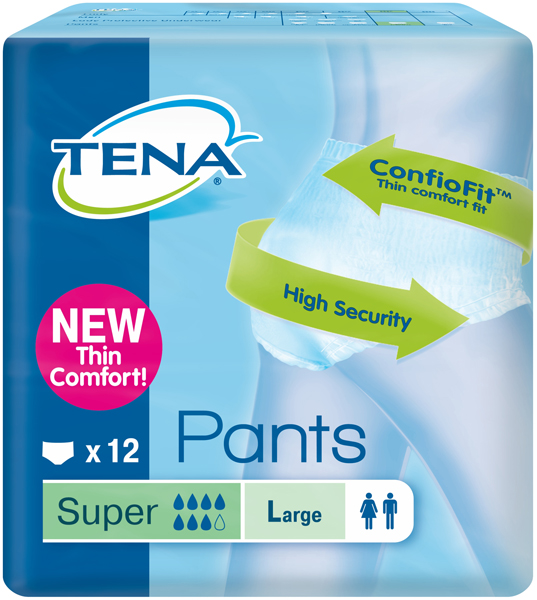 Bleie Tena Pants Super L 12pk