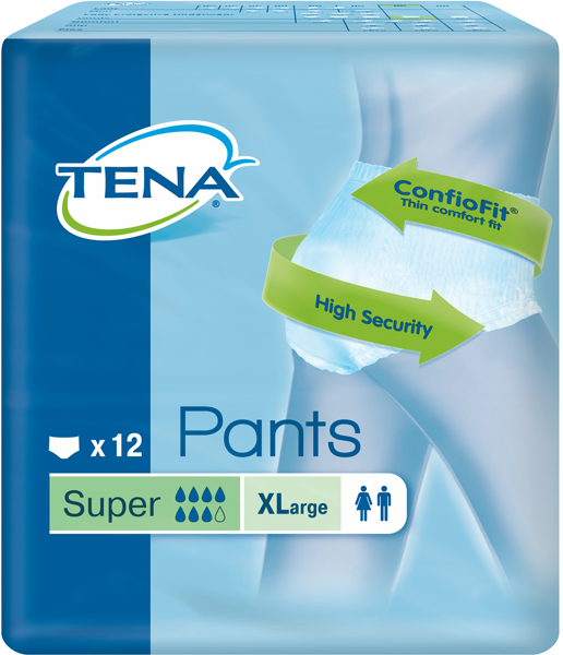 Bleie Tena Pants Super XL 12pk
