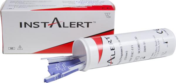 InstAlert HCG Dip stick graviditetstest enkeltpk