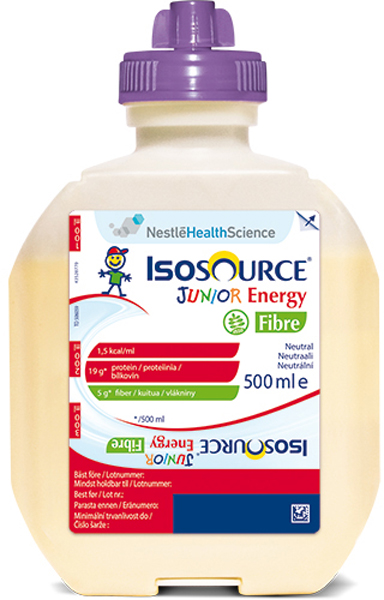 Sondemat Isosource Jr Energy Fiber 500ml