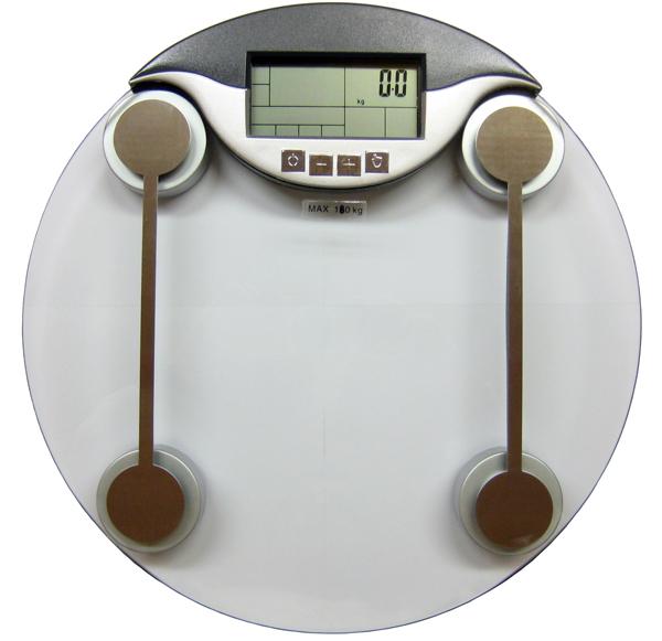 Vekt person LEP182 vann og fettprosent 180kg