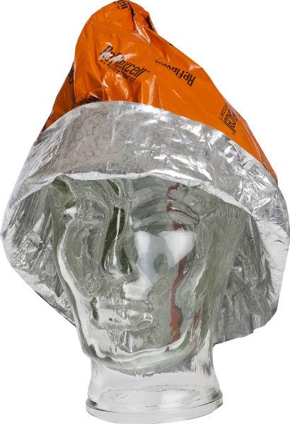 Førstehjelp Blizzard varmelue orange