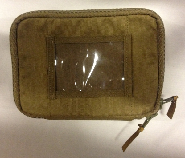Førstehjelp lomme til ryggsekk/bag polstret CB S