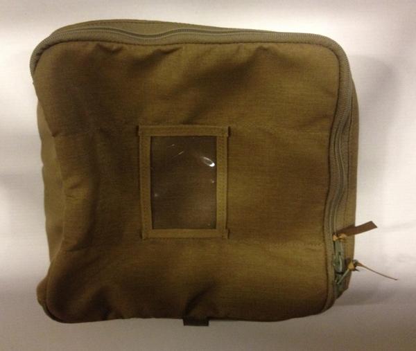 Førstehjelp lomme til ryggsekk/bag polstret CB XL