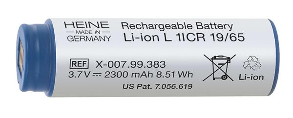 Batteri oppladbart Heine Beta L