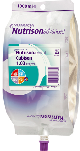 Sondemat Nutrison Advanced Cubison 1000ml