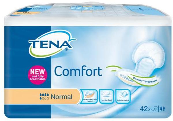 Bleie Tena Comfort Normal ConfioAir 42pk