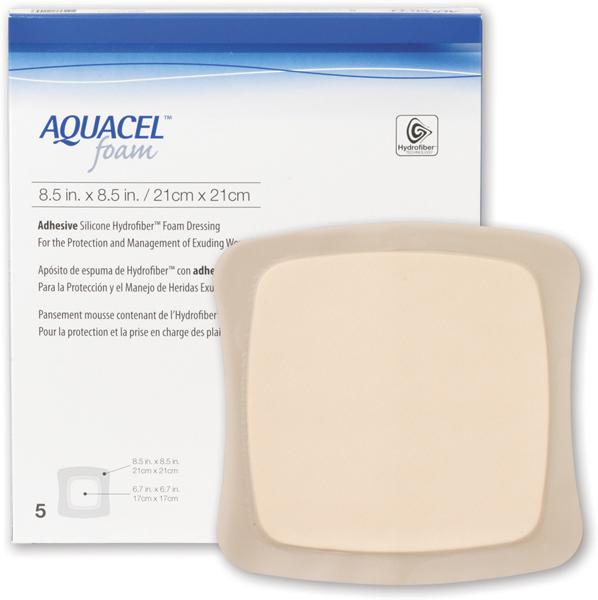 Bandasje skum Aquacel Foam Adhesive 21x21cm