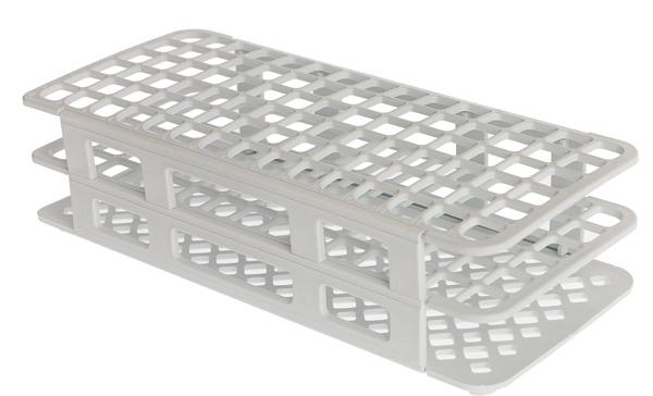 Stativ plast 13mm 90 rør hvit