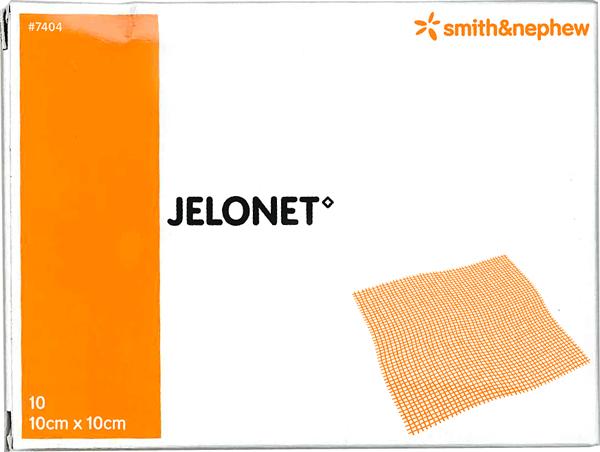 Kompress vaselin Jelonet 10x10cm