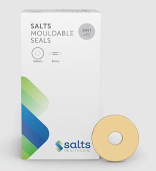 Stomi Salts SecuPlast Mould Seal large 3mm/Ø100mm