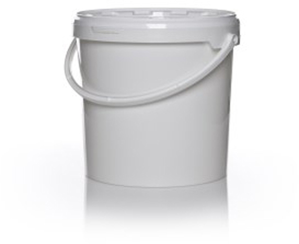 Preparatspann PP 10,3L hvit hank