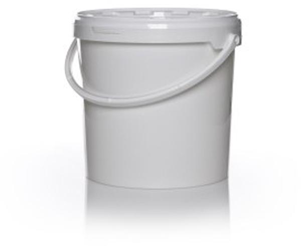 Preparatspann lokk 10,3ltr hvit