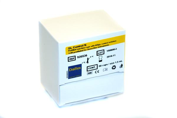 InnovaStar Hb/Glucose kontroll normal 650ul