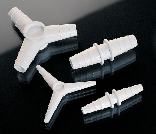 Mellomstykke til slanger 4-5-6mm