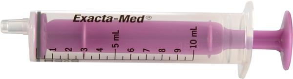 Sprøyte Exacta-Med oralsprøyte steril10ml