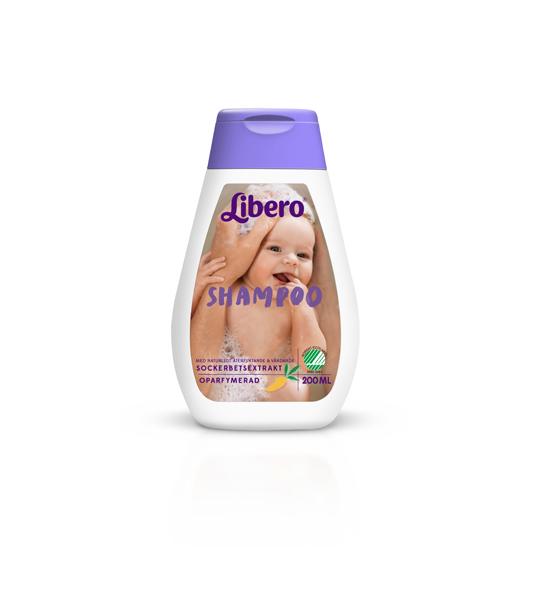 Såpe Libero Shampoo 200ml