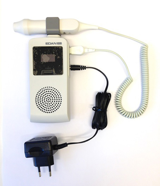 Doppler apparat SD3 Plus vaskulær 8mhz m/probe