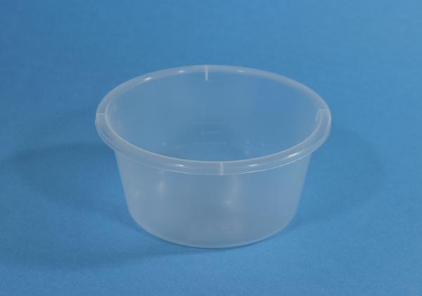 Bolle plast 500ml enkeltpakket steril