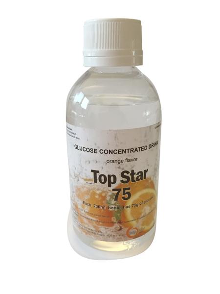 Drikk TopStar 75 appelsin 200ml