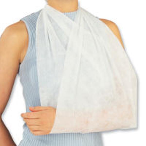 Trekanttørkle Klinion tekstil