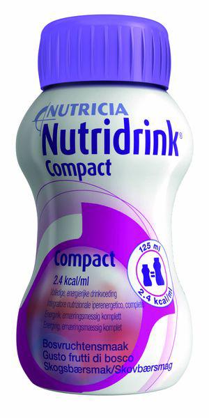 Drikk Nutridrink Compact skogsbær 125ml