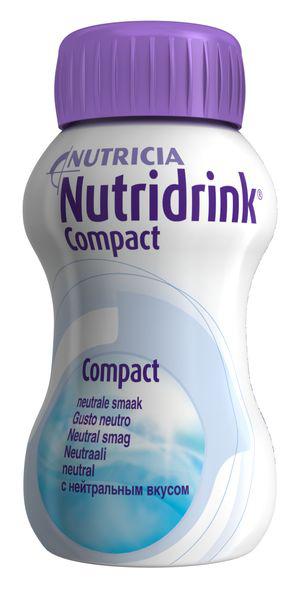 Drikk Nutridrink Compact nøytral 125ml