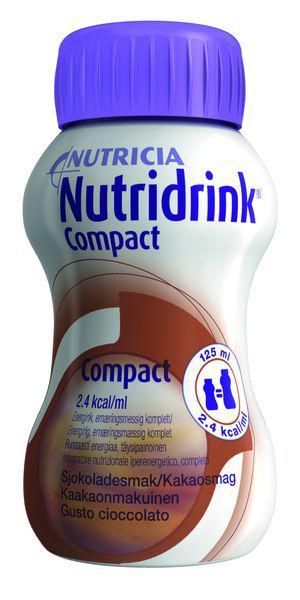 Drikk Nutridrink Compact sjokolade 125ml