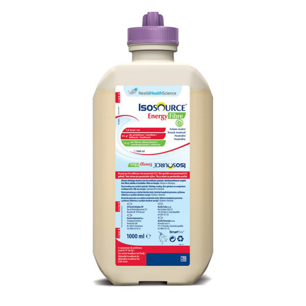 Sondemat Isosource Energy Fibre 1000ml