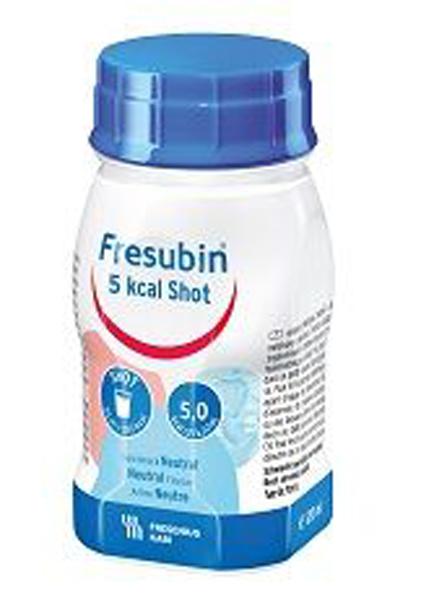 Tilskudd Fresubin 5 kcal SHOT nøytral 120ml