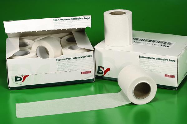 Tape kirurgisk BV mikroporøs nw 2,5cmx10m
