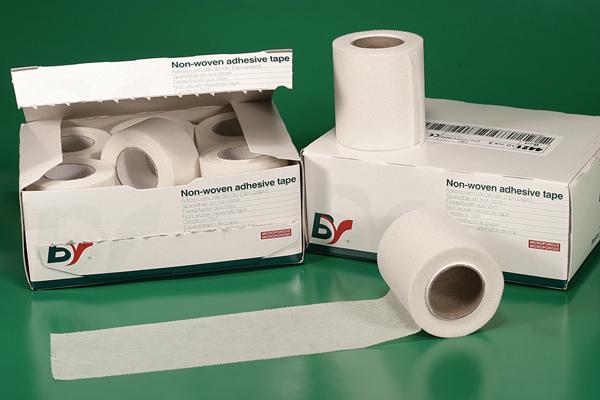 Tape kirurgisk BV mikroporøs nw m/disp 2,5cmx5m
