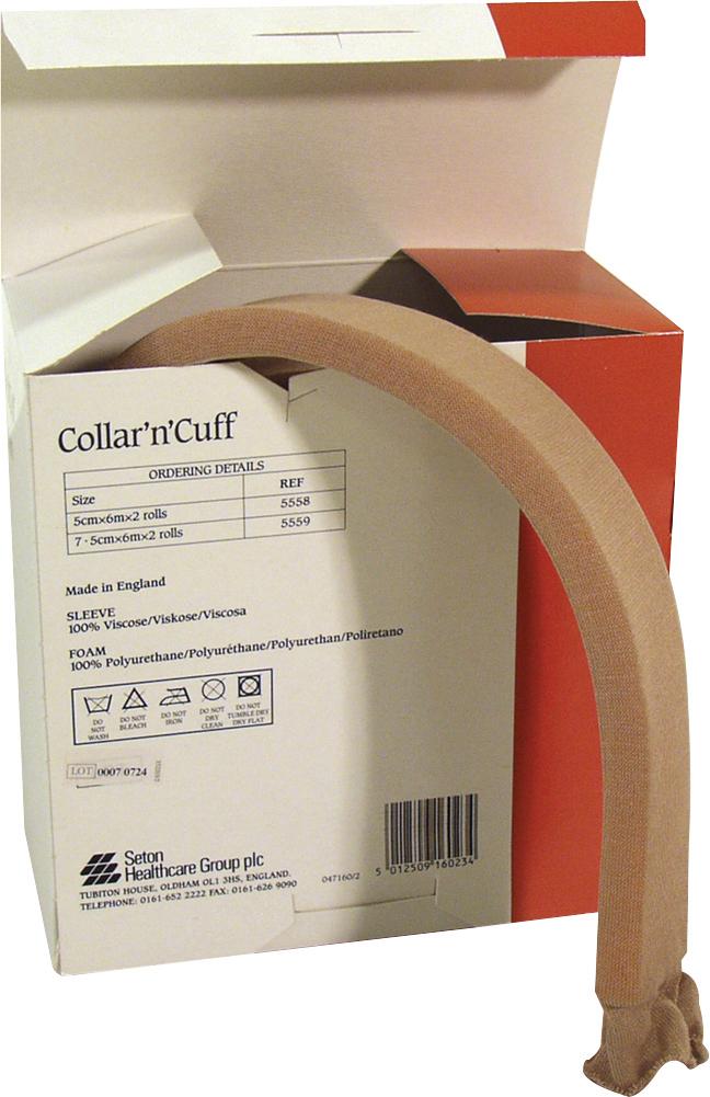 Armslynge Collar'n Cuff 5cmx6m hf