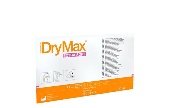 Bandasje absorberende Drymax Extra Soft 10x20cm