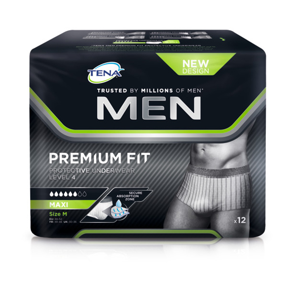 Bleie Tena Men PU Level 4 M 12pk