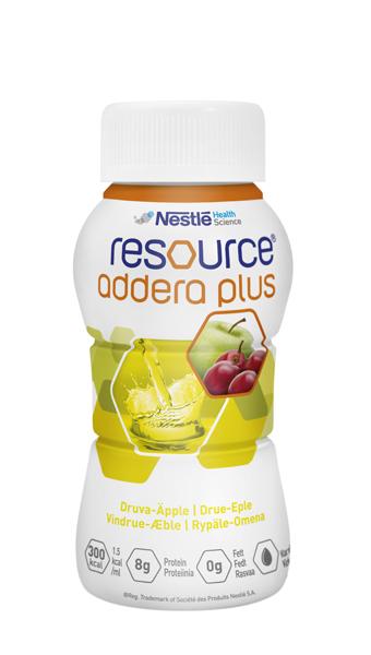 Drikk Resource Addera Plus drue & eple 200ml