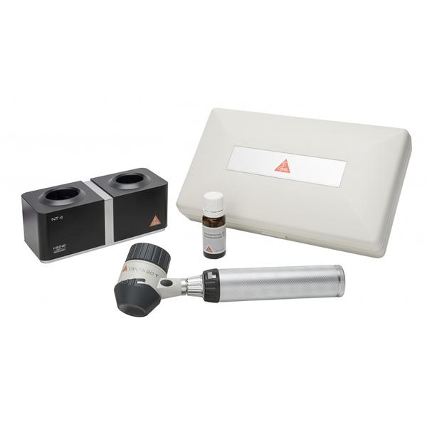 Dermatoskopsett Heine Delta 20 m/bordlader