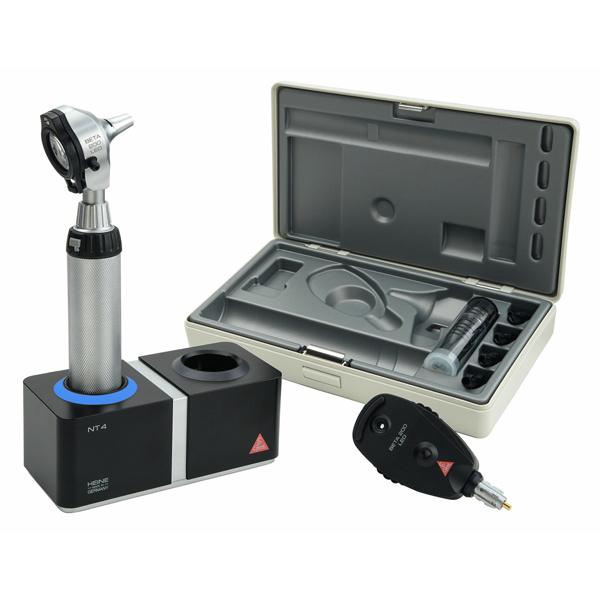 Oto/oftalmoskop sett Heine Beta 200 m/bordlader