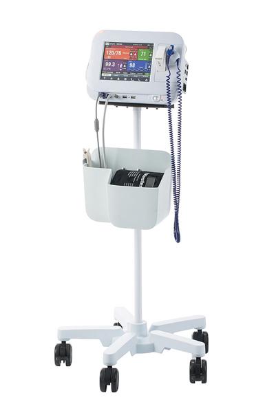 Monitor Riester RVS-100 blodtrykk SpO2 Temp