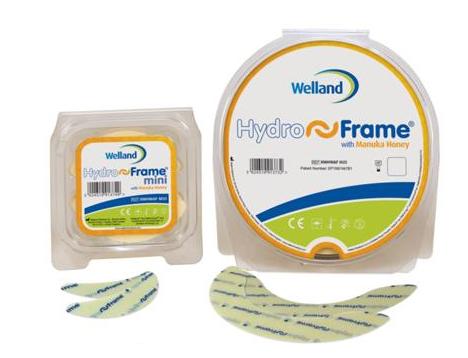 Plateforlenger Hydroframe m/manuka honning 14cm