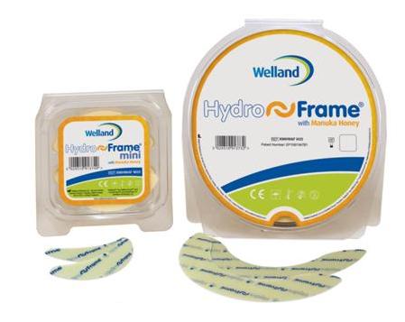 Plateforlenger Hydroframe m/manuka honning 8cm