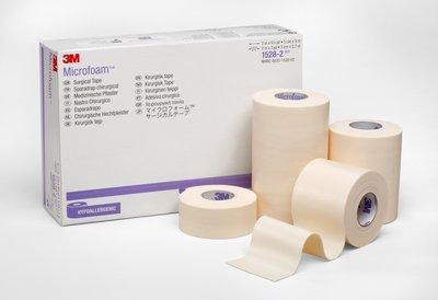 Tape kirurgisk Microfoam 1528-2 5cmx4,5m