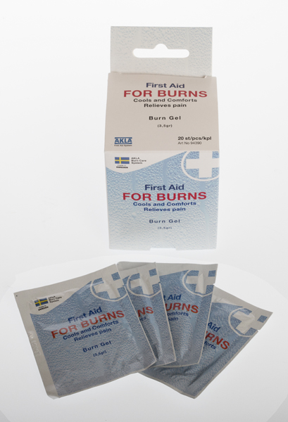 Branngele FOR BURNS 3,5 gram