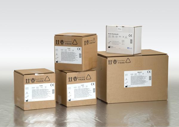 LAB Medonic M-series Diluent, RFID