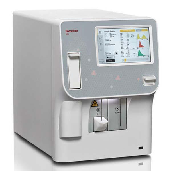 Swelab AlfaDiluent, RFID